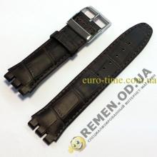 Ремешок для часов SWATCH 19 мм, коричневый