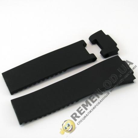 Ремешок для часов Улис Нардин, UN-3-чёрный