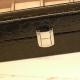 Лаковая чёрная шкатулка для 6 пар часов L11