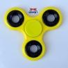 Спиннер из полиуретана желтый 910-2