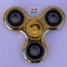 Спиннер золотой из металлического сплава 920-1