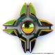 Спиннер Звезда металл 946