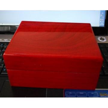Деревянная коробка для часов № 1