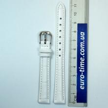 Ремешок для часов, белый, размер12 мм