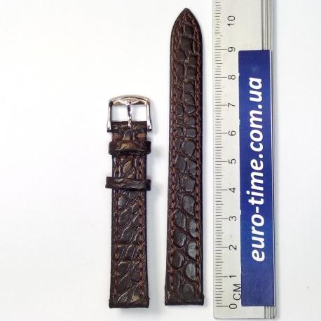 Купить ремешок для часов LONGINES, коричневый, 13 мм