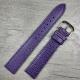 Фиолетовый ремешок для женских часов, 16 мм