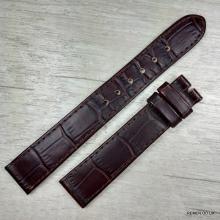 Ремешок cartier, кожа, 16 мм