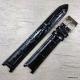 Лаковый ремешок для chopard с вырезом, 16 мм