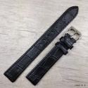 Ремешок для часов, фактурный, крокодил, 16мм