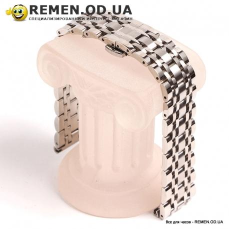 Премиум браслет для наручных часов - сталь