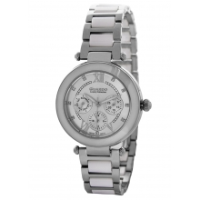 Женские Керамические Часы в стиле cartier, Guardo s1849-1-SW