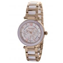 Женские Керамические Часы в стиле cartier, Guardo s1849-7-RW