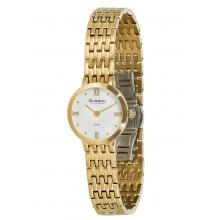 Женские Часы Guardo S2404-4-GW, Золотые с браслетом