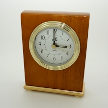 Настольные часы, дерево - ET2045