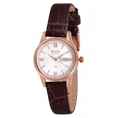 Женские наручные часы GUARDO S1386 R