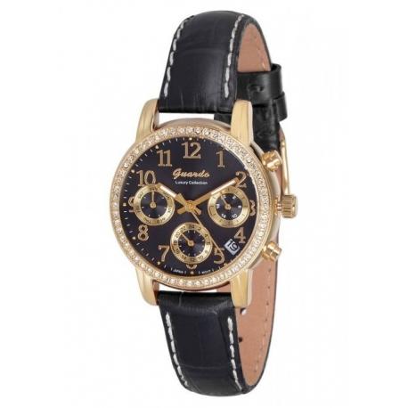 Женские наручные часы GUARDO S1390 GB