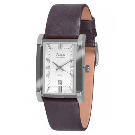 Мужские наручные часы GUARDO S6588 SW