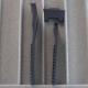 Каучковый ремешок для часов Ulysse Nadin серии marine eun-2